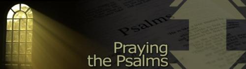 Praying the Psalms - Blog Logo